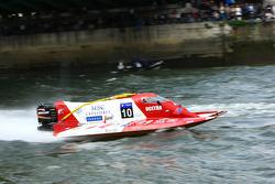 #10 class 3 Viking Inshore: Gérald Vatinel, Nicolas Froumentin, Ralph Maurice