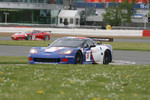 #9 DKR Engineering Corvette C6R: Jos Menten, Markus Palttala