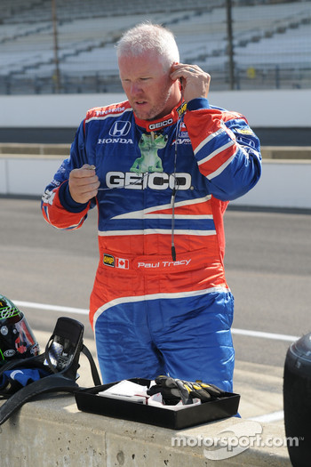 Paul Tracy, KV Racing Technology