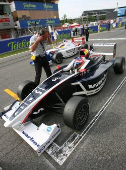 Facu Regalia, Josef Kaufmann Racing