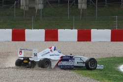 Olivier Lombard, Eurointernational off the track