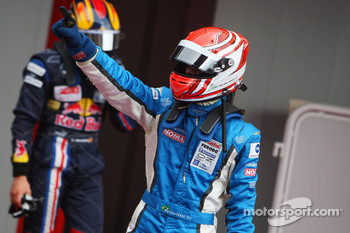 Luiz Felipe Nasr, Eurointernational celebrating