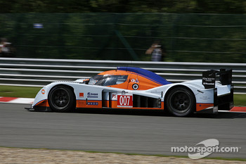 #007 Aston Martin Racing Lola Aston Martin: Jan Charouz, Tomas Enge, Stefan Mcke