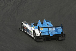 At the Bus Stop chicane: #38 Pegasus Racing Courage-Oreca LC75 - AER: Julien Schell, Philippe Thirion