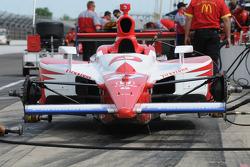 Hideki Mutoh's car, Andretti Green Racing