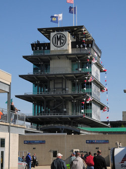 The Pagoda from Gasoline Alley