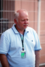 Norbert Vettel, Father of Sebastian Vettel