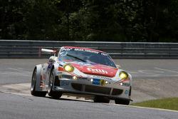 #3 Frikadelli Racing Team Porsche 997: Sabine Schmitz, Klaus Abbelen, Edgar Althoff, Kenneth Heyer
