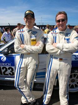 Tim Bergmeister and Heinz-Josef Bermes