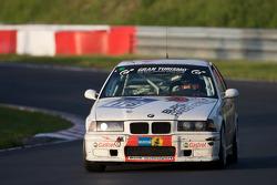 #178 Bonk Motorsport BMW M3: Michael Bonk, Peter Bonk, Wolf Silvester
