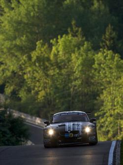 #69 Dörr Motorsport GmbH BMW Z4-M Coupe: Rudi Adams, Luca Ludwig, Arnd Meier, Markus Grossmann