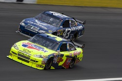 Mark Martin and A.J. Allmendinger