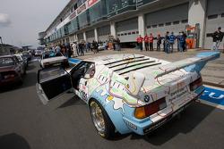#261 BMW M1: Tim Bullitt, Luke Bullitt