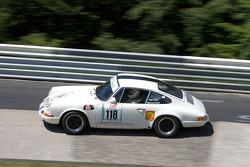 #118 Porsche 911: Ingo Zeitz, Marcus Kroll