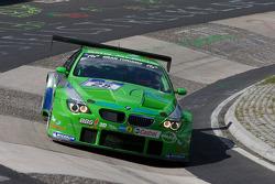 #25 Alpina BMW Alpina B6 GT3: Marcel Engels, Andy Bovensiepen