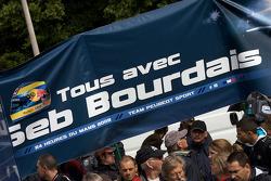 Sébastien Bourdais fans