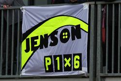 Fan poster for Jenson Button, Brawn GP
