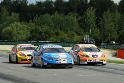Nicola Larini, Chevrolet, Chevrolet Cruze, Tom Coronel, Sunred Engineering, Seat Leon 2.0 TFSI