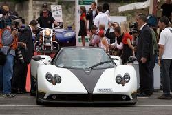 Bell & Ross Supercars: Pagani Zonda