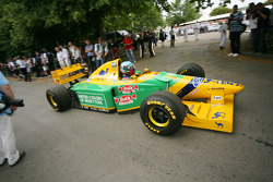 Barry Walker, Benetton Ford B193