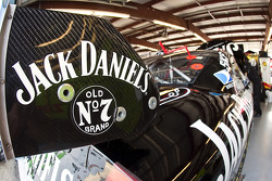 The Jack Daniels Chevrolet gets worked on