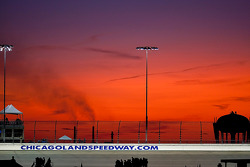 The sun sets off turn 4