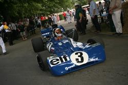 John Delane, Tyrrell Cosworth 002 1971