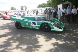 Manfredo Rossi di Montelera, Porsche 917K 1969