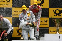 Podium, Gary Paffett, Team HWA AMG Mercedes