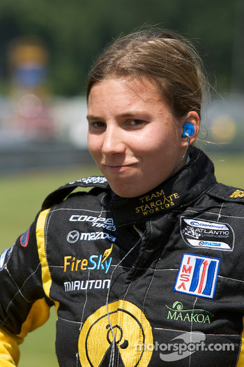 Simona De Silvestro, Team Stargate Worlds