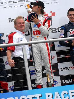 Race Winner Andy Soucek