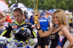 Tommy Hayden on the grid