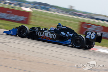 Marco Andretti, Andretti Green Racing