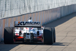 Paul Tracy, KV Racing Technologies