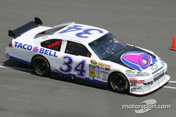 John Andretti, Earnhardt Ganassi Racing Chevrolet