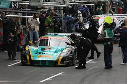 #2 Vitaphone Racing Team Maserati MC 12: Miguel Ramos, Alex Müller, Pedro Lamy, Eric Van de Poele