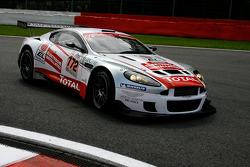 #172 Eddy Renard Barwell Motorsport Aston Martin DBRS9: Eddy Renard, Koen Wauters, Jeffrey van Hooydonck, Julien Schroyen