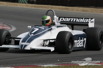 Joaquin Folch, Brabham BT49