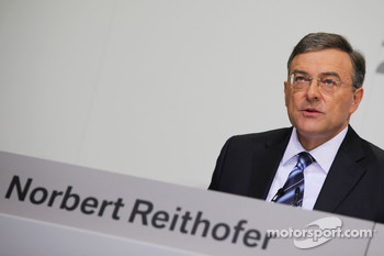 Dr. Norbert Reithofer (chairman of BMW AG)