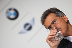 Developments of BMW in Motorsports press conference, Munich, Germany