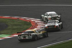 #4 PK Carsport Corvette Z06: Mike Hezemans, Anthony Kumpen, Jos Menten, Kurt Mollekens