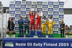 JWRC podium