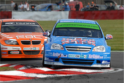 James Nash leads Colin Turkington