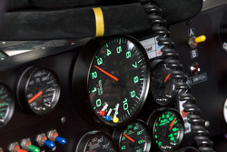 Instrument panel of the Hendrick Motorsports Chevrolet of Dale Earnhardt Jr.