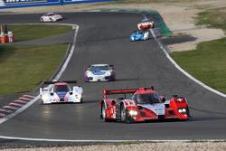 #13 Speedy Racing Team Sebah Lola B08/60 Coupé - Aston Martin: Andrea Belicchi, Marcel Fassler, Nicolas Prost