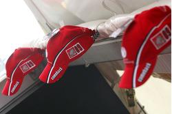 Official Michael Schumacher comeback cap