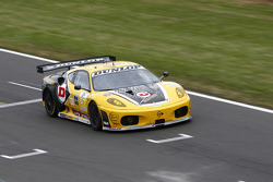 #92 JMW Motorsport Ferrari F430 GT: Rob Bell, Gianmaria Bruni