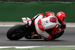 Michael Schumacher superbike test