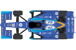 Chip Ganassi Racing livery announcement