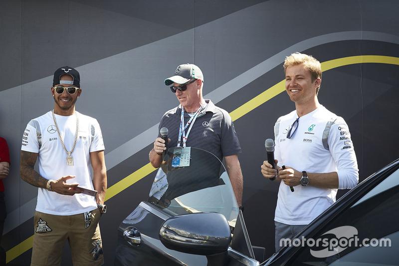 Rosberg Niega Irregularidad En Su Contrato Con Mercedes  F1 Noticias